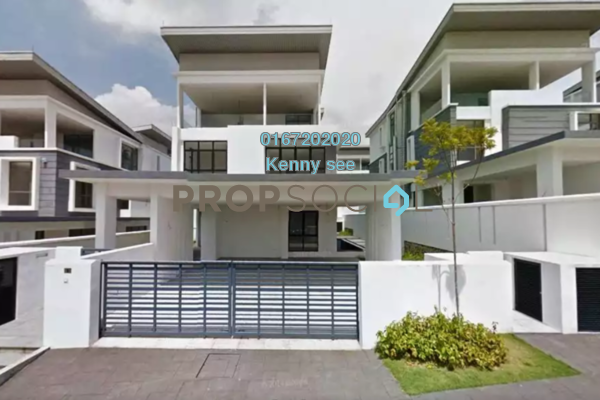 For Sale Bungalow at The Royale, Cheras Freehold Unfurnished 7R/8B 3.09m