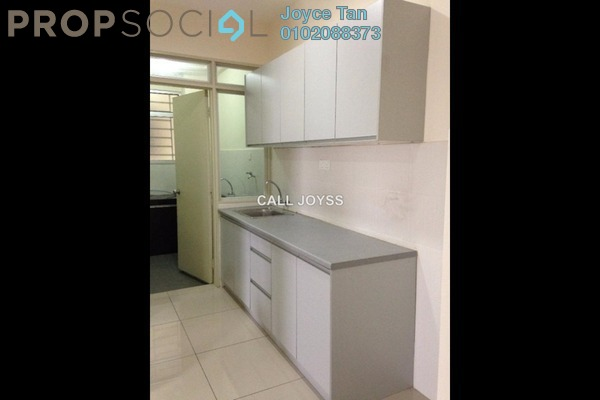For Rent Condominium at Platinum Lake PV16, Setapak Leasehold Semi Furnished 4R/2B 2.1k