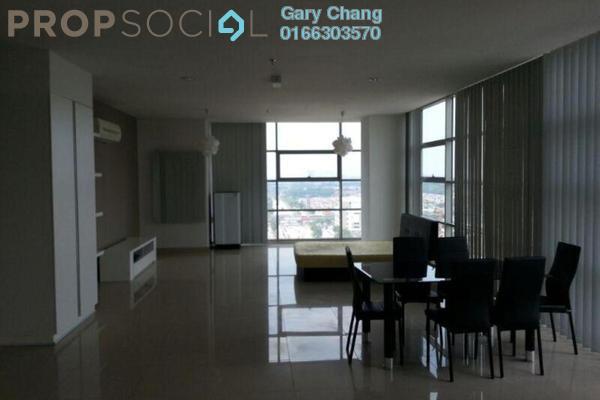 For Rent SoHo/Studio at First Subang, Subang Jaya Freehold Fully Furnished 1R/1B 2.2k