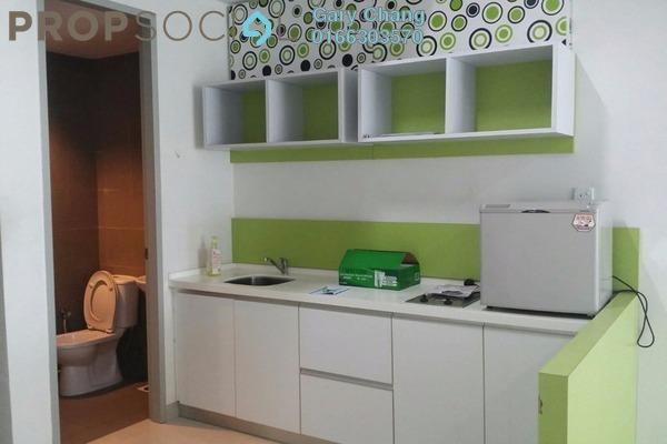 For Rent SoHo/Studio at First Subang, Subang Jaya Freehold Semi Furnished 1R/1B 1.6k