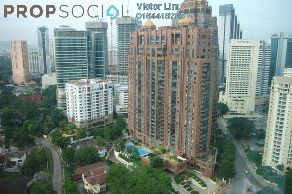 For Rent Condominium at 3 Kia Peng, KLCC Freehold Fully Furnished 5R/4B 7.5k