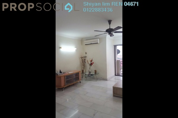 For Sale Condominium at Villa Angsana, Jalan Ipoh Freehold Semi Furnished 3R/2B 550k