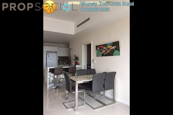 For Sale Condominium at Icon Residenz, Petaling Jaya Leasehold Semi Furnished 3R/2B 907k