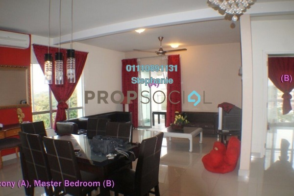 For Rent Condominium at Alam Puri, Jalan Ipoh Freehold Fully Furnished 3R/2B 2k