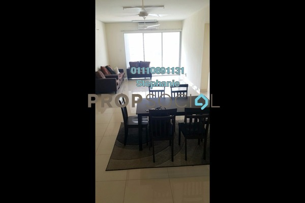 For Rent Condominium at Platinum Hill PV2, Setapak Freehold Unfurnished 4R/2B 1.9k