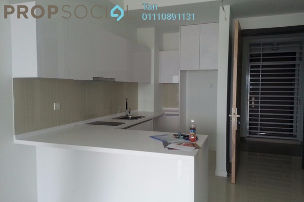 For Rent Condominium at The Elements, Ampang Hilir Freehold Semi Furnished 0R/1B 1.35k