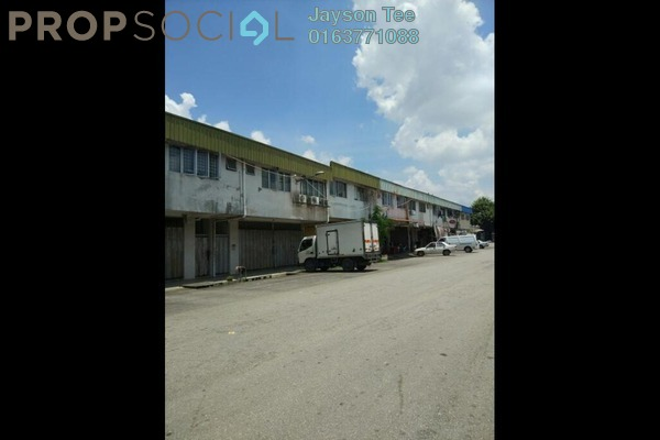 For Sale Factory at Bukit Angkat, Kajang Freehold Unfurnished 0R/0B 880k
