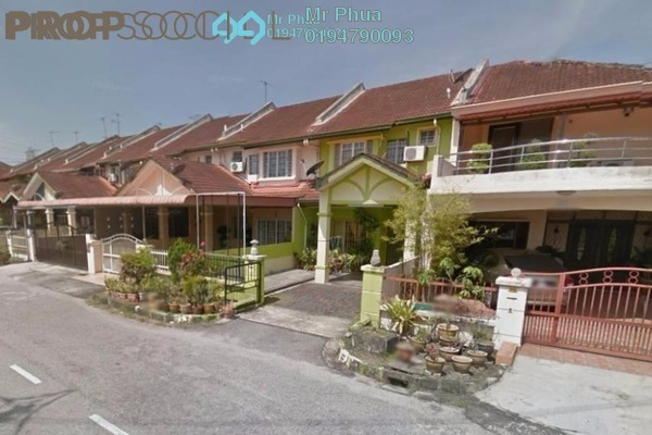 For Sale Terrace at Taman Pauh Jaya, Seberang Jaya Freehold Unfurnished 4R/3B 850k
