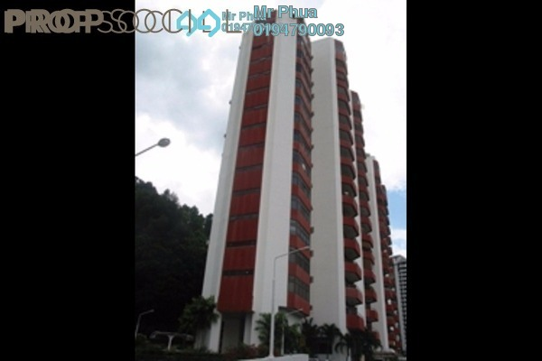For Sale Condominium at Horizon Tower, Tanjung Bungah Freehold Fully Furnished 8R/3B 2.8m