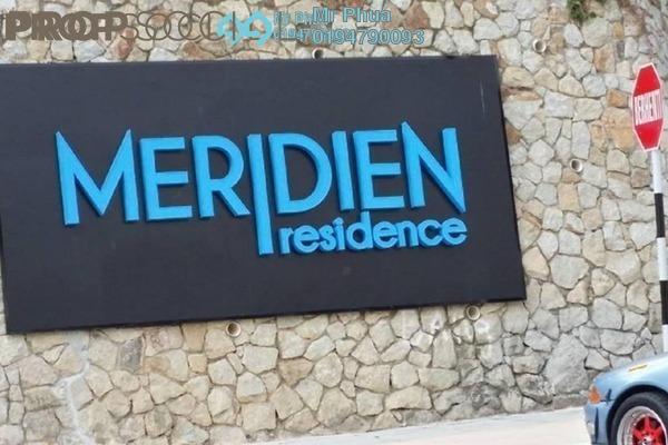 For Sale Condominium at Meridien Residence, Sungai Ara Freehold Unfurnished 4R/2B 650k