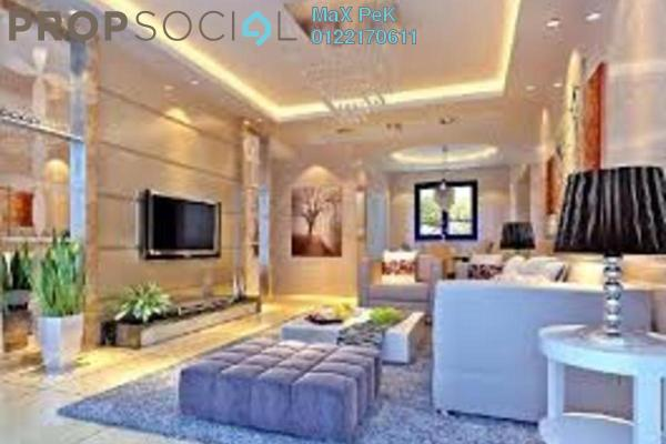 For Sale Condominium at The Manor, KLCC Freehold Semi Furnished 2R/2B 1.46m