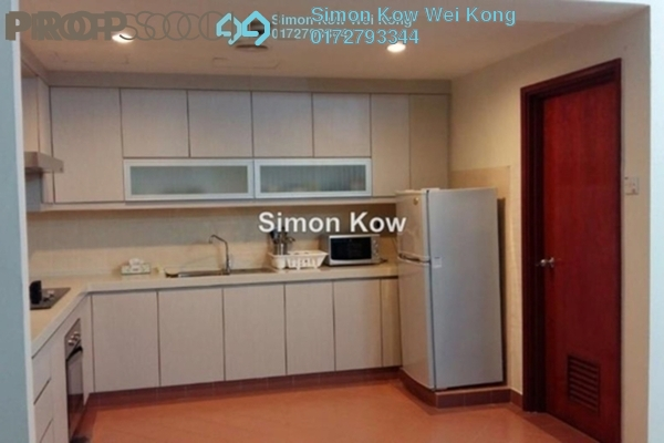 For Rent Condominium at Crown Regency, KLCC Freehold Fully Furnished 3R/3B 3.5k