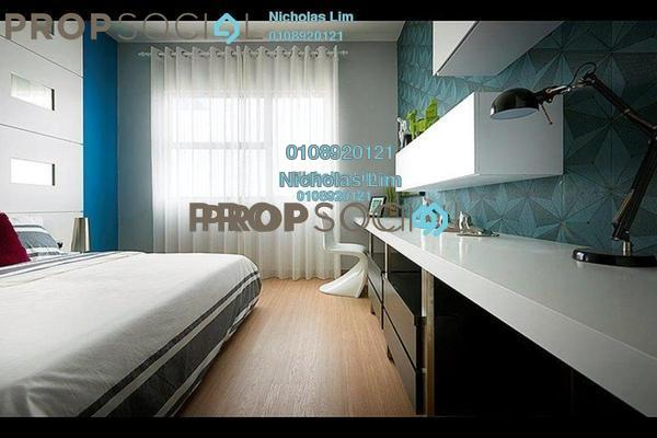For Rent Condominium at X2 Residency, Puchong Leasehold Unfurnished 4R/5B 2.2k