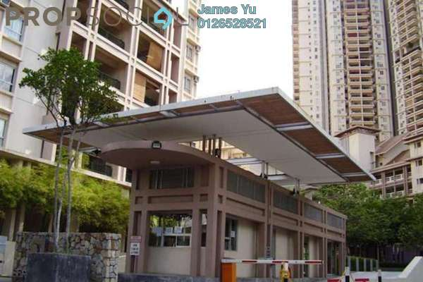 For Sale Condominium at Seri Maya, Setiawangsa Freehold Semi Furnished 3R/2B 845k