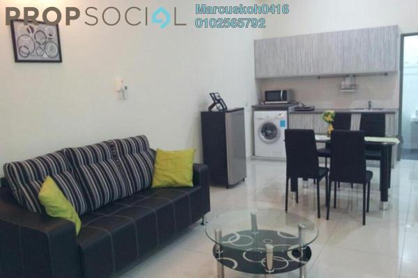 For Rent SoHo/Studio at Vue Residences, Titiwangsa Freehold Fully Furnished 1R/1B 1.85k