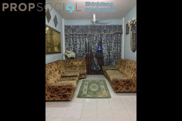 For Sale Condominium at Tanjung Court, Farlim Leasehold Semi Furnished 3R/2B 350k