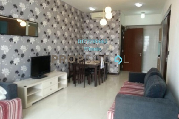 For Sale Condominium at The Northshore Gardens, Desa ParkCity Freehold Semi Furnished 2R/1B 930k