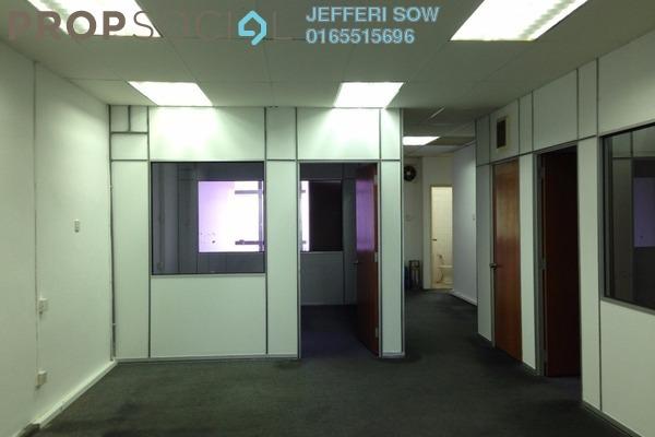 For Rent Office at Sentul Boulevard, Sentul Freehold Semi Furnished 5R/2B 2.6k