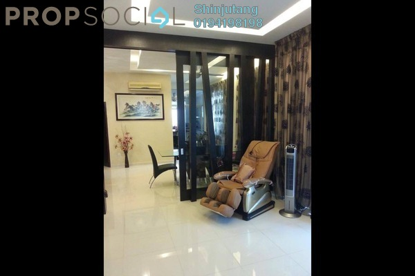 For Sale Semi-Detached at Sunway Mutiara, Batu Maung Freehold Fully Furnished 5R/3B 1.55m