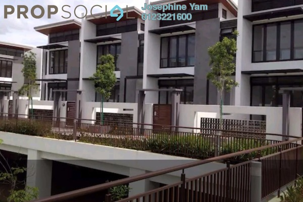 For Rent Terrace at Symphony Hills, Cyberjaya Freehold Fully Furnished 3R/3B 3.2k