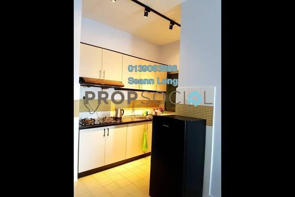 For Rent Condominium at Metropolitan Square, Damansara Perdana Leasehold Fully Furnished 2R/2B 1.65k