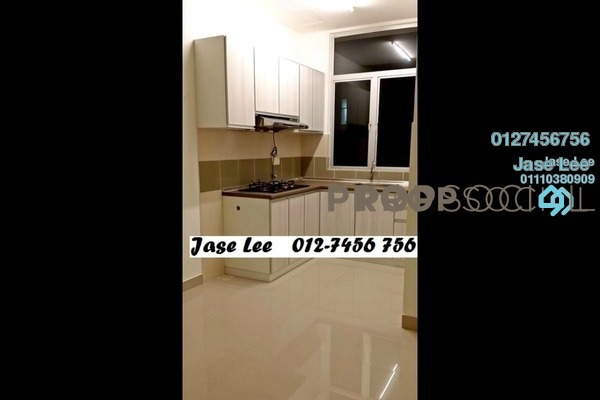 For Sale Townhouse at Cascadia Lake Vista, Puchong Leasehold Semi Furnished 4R/3B 550k
