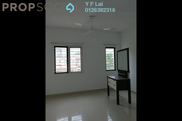For Sale Terrace at Venture Heights, Balakong Freehold Semi Furnished 5R/4B 1.2m