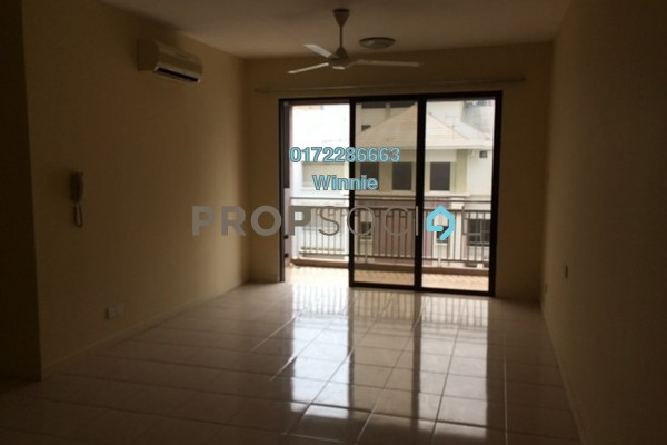 For Sale Condominium at Casa Kiara I, Mont Kiara Freehold Unfurnished 4R/3B 770k