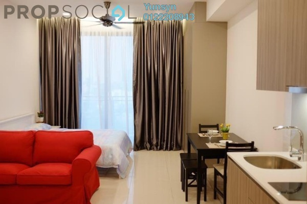 For Rent Serviced Residence at Nadi Bangsar, Bangsar Freehold Fully Furnished 1R/1B 2.6k
