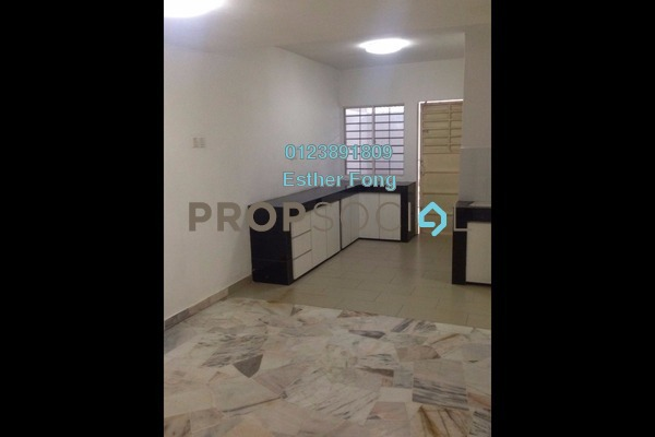 For Rent Terrace at SD2, Bandar Sri Damansara Freehold Semi Furnished 3R/2B 1.4k