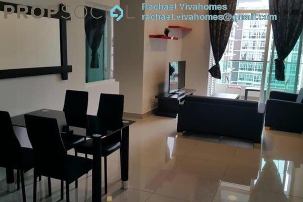 For Rent Condominium at Mutiara Ville, Cyberjaya Freehold Fully Furnished 3R/2B 2k