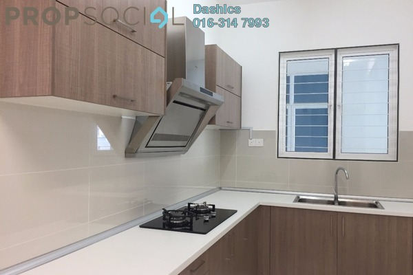 For Rent Condominium at Skypod, Bandar Puchong Jaya Freehold Semi Furnished 1R/1B 1.25k