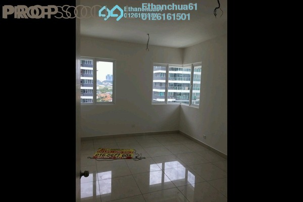 For Sale Condominium at The Regina, UEP Subang Jaya Leasehold Semi Furnished 4R/3B 610k