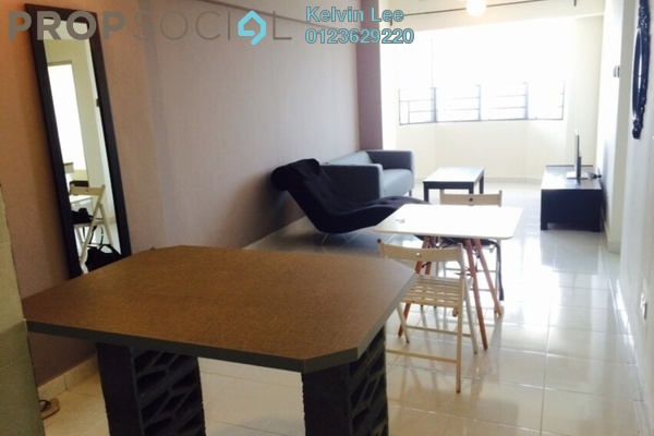 For Rent Condominium at Cascades, Kota Damansara Leasehold Semi Furnished 1R/1B 1.5k