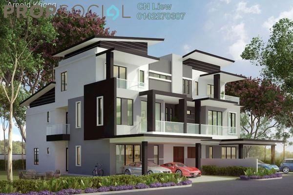 For Sale Semi-Detached at Bukit Sungai Long 2, Bandar Sungai Long Freehold Unfurnished 6R/6B 1.55m