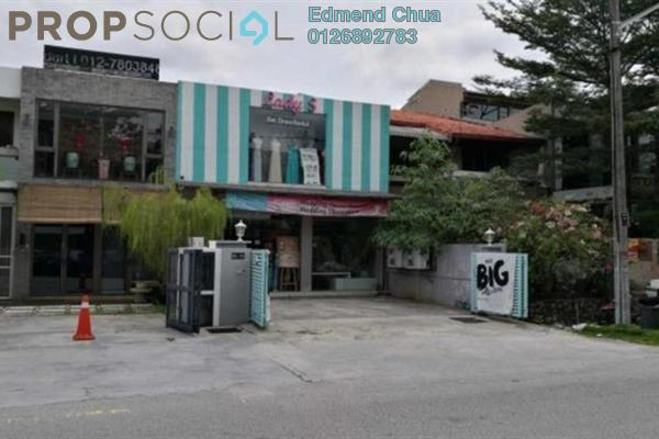 For Rent Shop at SS2, Petaling Jaya Freehold Semi Furnished 0R/0B 4.5k