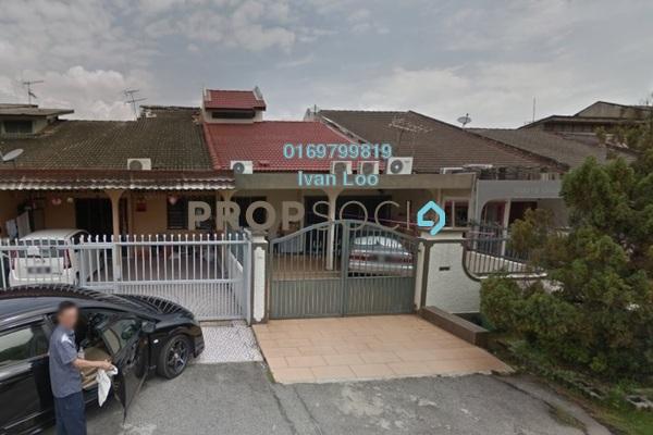For Sale Terrace at Kepong Baru, Kepong Freehold Semi Furnished 3R/2B 680k