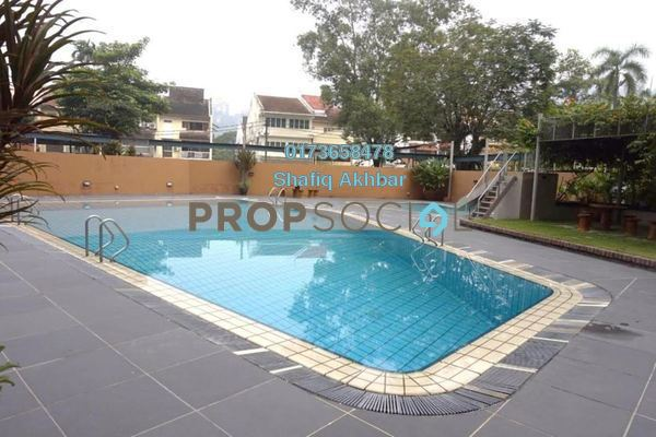 For Sale Condominium at Menara Impian, Ampang Leasehold Unfurnished 2R/2B 490k