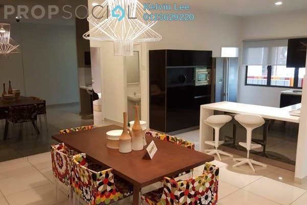 For Sale Condominium at Ketumbar Heights, Cheras Freehold Semi Furnished 4R/2B 300k