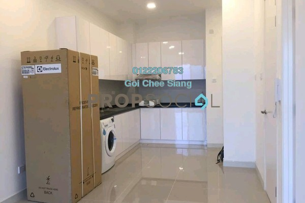 For Rent Condominium at Desa Green Serviced Apartment, Taman Desa Freehold Fully Furnished 1R/1B 2.2k