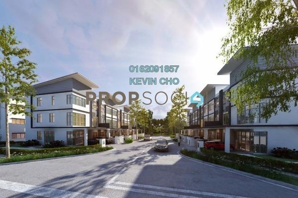 For Sale Terrace at Kazen @ Taman Saujana Puchong, Puchong Leasehold Unfurnished 4R/5B 951k