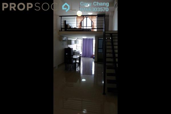 For Rent Duplex at Subang SoHo, Subang Jaya Freehold Fully Furnished 1R/1B 1.9k