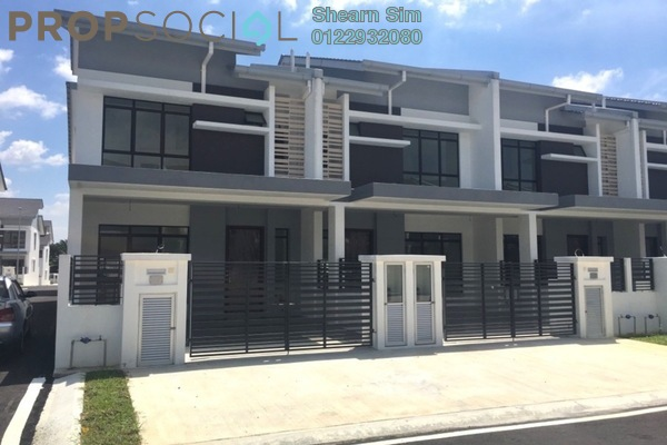 For Sale Terrace at M Residence 2, Rawang Leasehold Unfurnished 4R/3B 488k