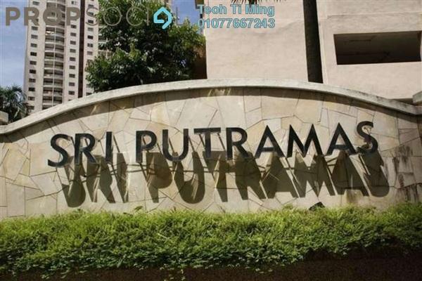 For Sale Condominium at Sri Putramas I, Dutamas Freehold Fully Furnished 3R/2B 450k