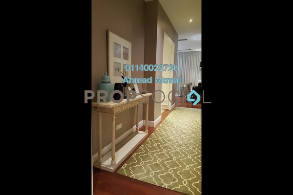 For Sale Condominium at The Manor, KLCC Freehold Semi Furnished 4R/4B 3.78m