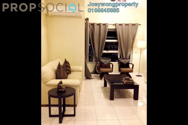 For Sale Condominium at Desa Impiana, Puchong Freehold Fully Furnished 3R/2B 429k