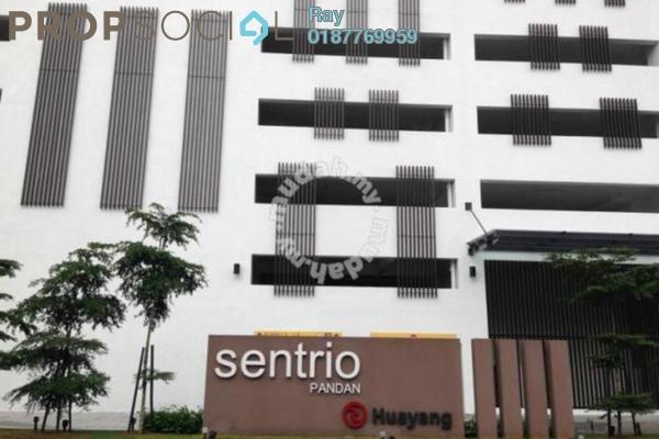 For Rent Condominium at Sentrio Suites, Desa Pandan Leasehold Semi Furnished 2R/2B 2k