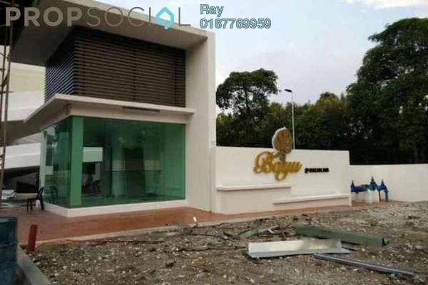 For Rent Condominium at Bayu @ Pandan Jaya, Pandan Indah Leasehold Semi Furnished 3R/2B 2k