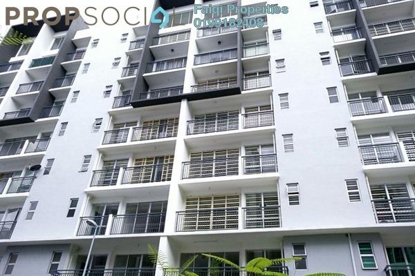 For Rent Apartment at Kampung Sungai Tangkas, Kajang Freehold Unfurnished 4R/3B 1.3k