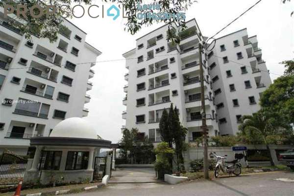 For Sale Condominium at Contessa, Bangsar Freehold Fully Furnished 3R/3B 1.3m